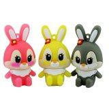 Горячая продажа очаровательный кролик флэш-накопитель USB Pen Drive 4 ГБ 8 ГБ 16ГБ