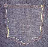Automatische AchterZak die Machine voor Jeans vastmaakt