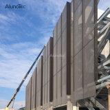 Qualitätschinesischer Garten-Aluminiumzwischenwand für Zäune