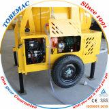 De Concrete Mixer Jzc350dw van het Voer van de Vultrechter van Tobemac