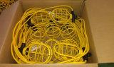 Luz de String temporária na UL com caixa de plástico