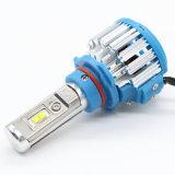 T1 más recientes de coche Faro LED ventilador Turbo 9004 9007 H4 H13 9006 9005