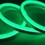 RGB LED 5050 de la cuerda de neón de color cambiante iluminación decorativa para exteriores e interiores