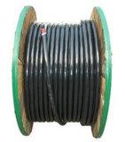 Isolation en polyéthylène réticulé swa Fil d'acier câble électrique souterrain blindé