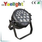 Acqua-Proof LED PAR Light del LED 18PCS*3W