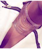 Горячее продавая ожерелье цепи чокеровщика личности диаманта
