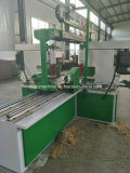 Máquina automática de modelador de madeira para moldagem de móveis