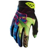 Зеленые перчатки Motorcross конструкции Fox сбывания для всадника (MAG16)