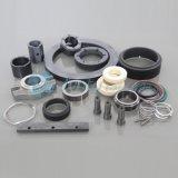 Anéis de vedação de carbono grafite para máquinas com a norma ISO 9001
