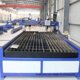 El plasma y la llama Tabla CNC máquina de corte de chapa metálica