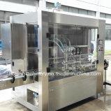 自動プラスチックびんオイルの満ちるシーリングパッキング機械