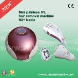 Máquina do laser da remoção do cabelo do IPL do uso da pessoa de N2+