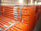 apoyos del apuntalamiento del andamio 2100-3400mmgalvanized/apoyos de acero ajustables