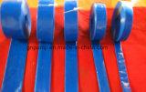 Mangueira azul/vermelha/amarela 150 do tamanho grande da cor verde da água