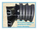 Производственная линия трубы из волнистого листового металла HDPE спиральн