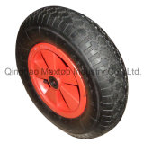 14와 16 Inch Pneumatic Rubber Wheel