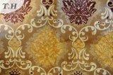 Tela de Upholstery de prata do jacquard do Chenille nova (FTH31823)
