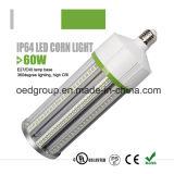 La plus neuve bonne lumière élevée IP64 de maïs du lumen E39 E27 E40 DEL de dissipation thermique avec l'homologation de RoHS de la CE du cUL PSE d'UL