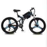 26 inch 36V 350W 500W Opvouwbare elektrische fiets van Mountain