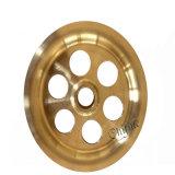 Pieza de la aleación del bronce de la fundición de aluminio de la precisión