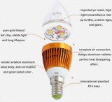 LED 장식적인 초 가벼운 5W 600lm 실내 사용