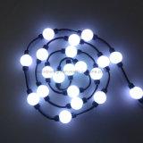 Ws2811 3Dの球ライトLEDクリスマス装飾的なストリングライト