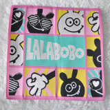 Подгонянное Animals Carton Flag Label для Children Garment