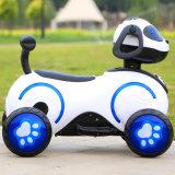 El motor eléctrico de los niños del coche de cuatro ruedas MP3 embroma el coche eléctrico