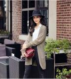 De la mujer Cashmere Sweater con cuello redondo (13brdw122)
