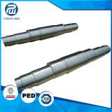 Kundenspezifische Stahl geschmiedete maschinell bearbeitenAntriebsachse von China