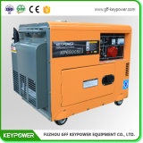 Prix portatif triphasé de générateur de l'essence 6500W à C.A.
