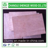 9mm、12mm Best Price Hardwoodcore Veneered Commercial Plywood