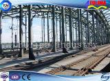 De geprefabriceerde Brug van de Spoorweg van het Staal Structurele