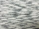 스웨터 의복을%s T/C 조방사 털실 Hacci 뜨개질을 하는 직물