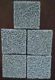 Sic de Ceramische Filter van het Schuim voor het Afgietsel van Cuprum/van het Ijzer en van de Legering