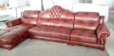 New Arrival Living Room Furniture, Europa Style Antique Sofa (A840)