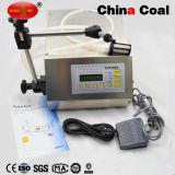 Machine de remplissage liquide de pompe de commande numérique d'acier inoxydable