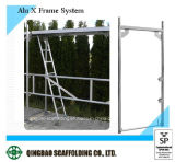 SaleのためのヨーロッパのScaffolding Frame Aluminium Frame System