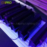 Etapa del poder más elevado 500W que enciende la luz negra ULTRAVIOLETA del LED para el partido del resplandor de la pintura