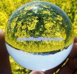 Boule de cristal Bille de verre 100ml pour la décoration