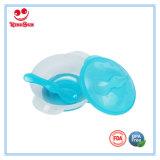 挿入のスプーンが付いている高品質の吸引の赤ん坊ボール