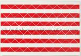 Strato privo di acido multicolore dell'angolo della foto del PVC