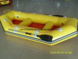 6-10 Boot van de Vlotten van de Stroomversnelling van de Boot van de Rivier van de persoon de Opblaasbare Opblaasbare Opblaasbare Afdrijvende