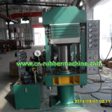 Vulcanizing de borracha Press de 4 Working Layers, Rubber Vulcanizing Press