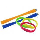 Populäres Silikon-Armband USB-grelles Laufwerk (BB-013)