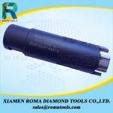 石のための保護セグメントのRomatoolsのダイヤモンドの穿孔機ビット