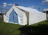 Tenda Emergency dei militari dell'esercito della tenda di rilievo di rifugiato di disastro della tela incatramata del PVC