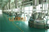 Extrator solvente para o Stevia