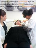 最も新しい様式の医学のセリウムが付いている痛みのない808nmダイオードレーザーの毛の取り外し機械