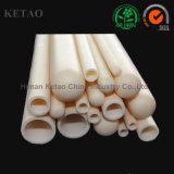 Tubo de cerámica del alúmina solo o poroso del colmo el 70% el 95% el 99%